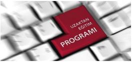 Uzaktan Eğitim Programı