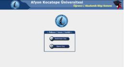 Öğrenci İşleri Bilgi Sistemi 2